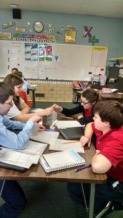 Teaming together for a science observation